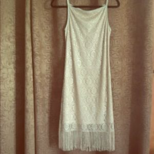 Semiformal 20s inspired dress